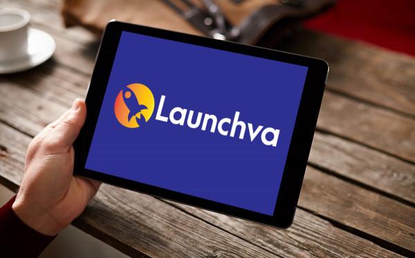 Sample branding #3 for Launchva