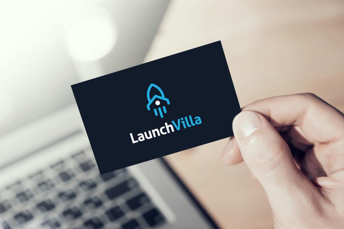 Sample branding #2 for Launchvilla