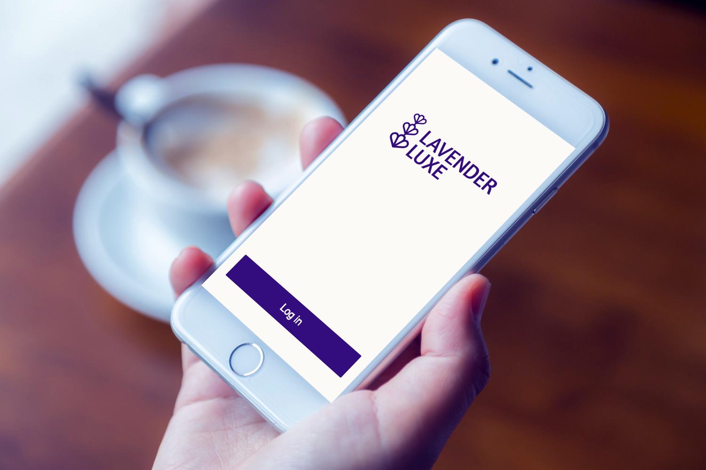 Sample branding #3 for Lavenderluxe