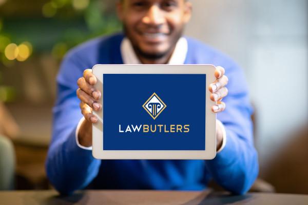 Sample branding #2 for Lawbutlers