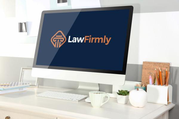 Sample branding #2 for Lawfirmly
