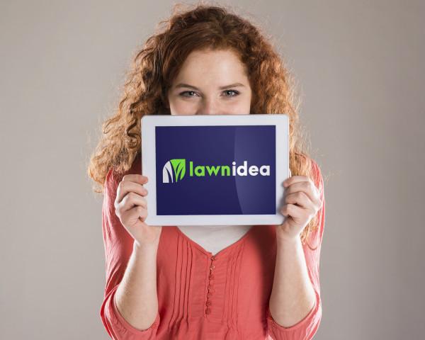Sample branding #2 for Lawnidea