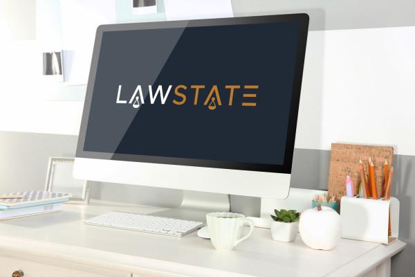 Sample branding #2 for Lawstate