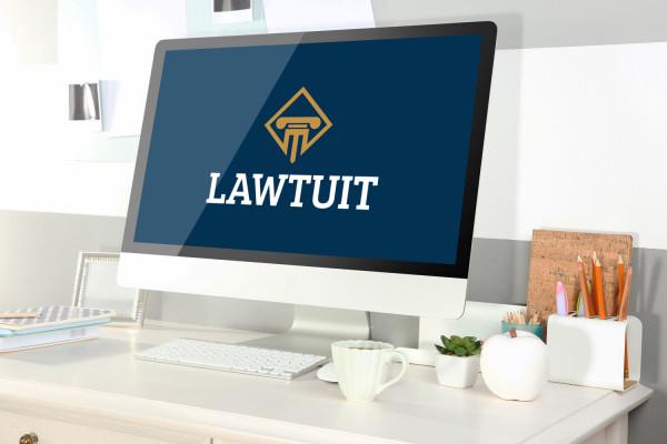 Sample branding #3 for Lawtuit