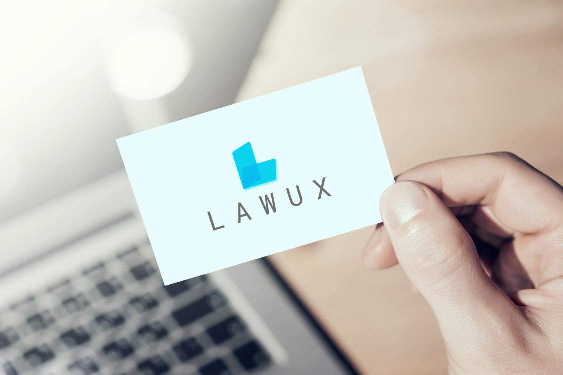Sample branding #1 for Lawux