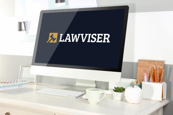 Sample branding #1 for Lawviser