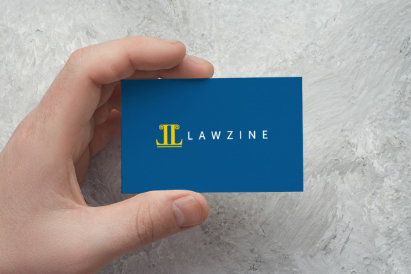 Sample branding #3 for Lawzine