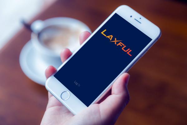 Sample branding #1 for Laxful