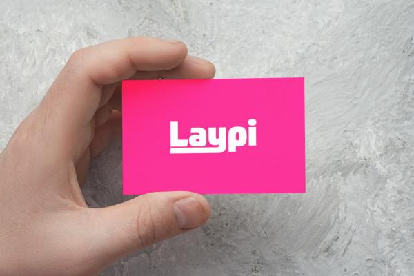 Sample branding #3 for Laypi