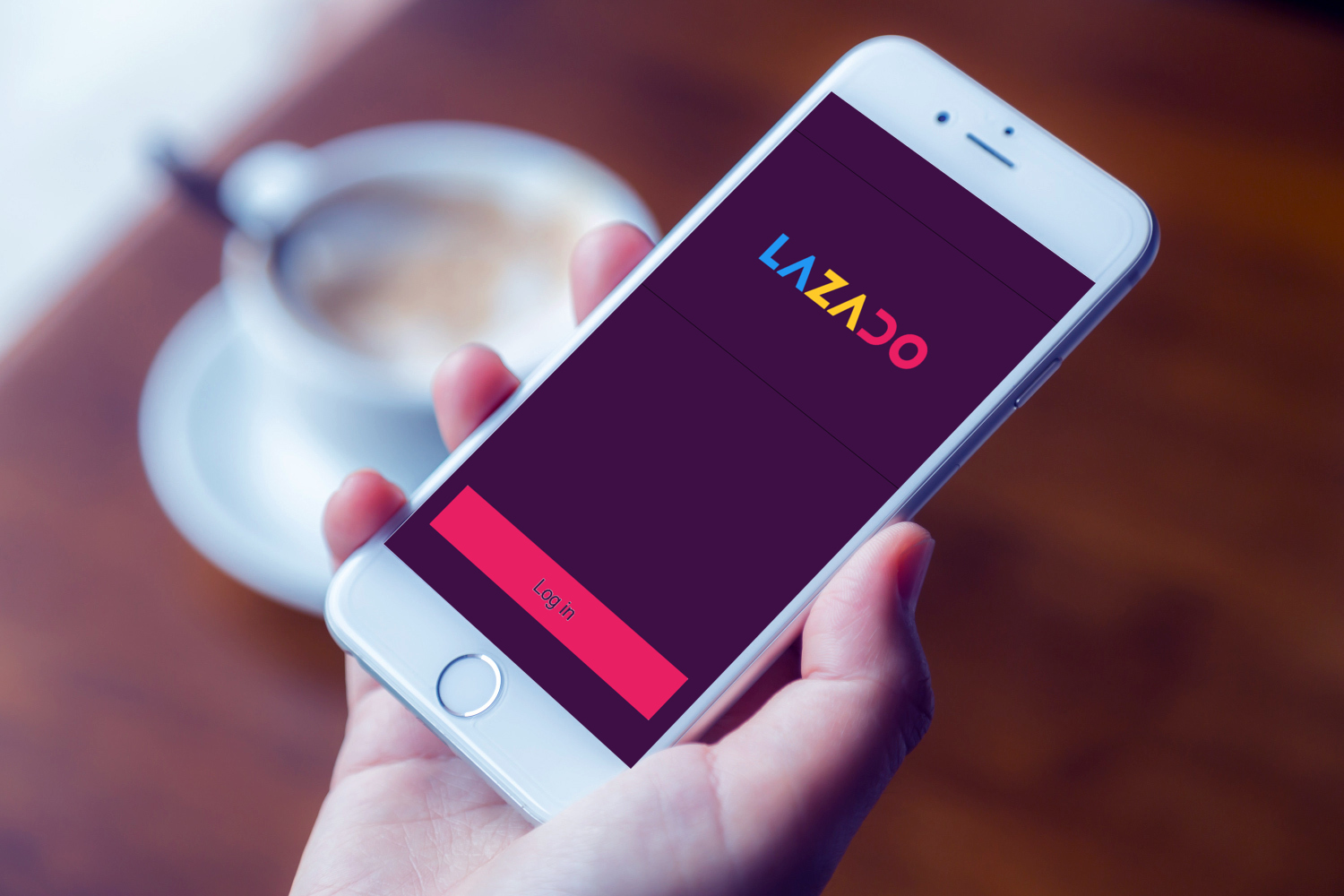 Sample branding #3 for Lazado