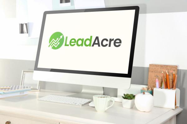 Sample branding #3 for Leadacre
