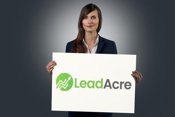 Sample branding #2 for Leadacre