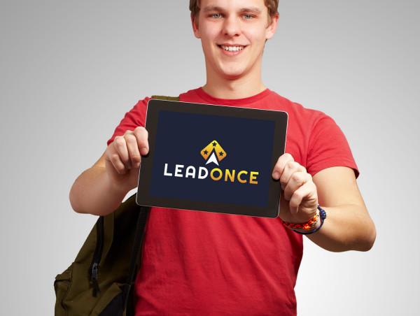 Sample branding #1 for Leadonce
