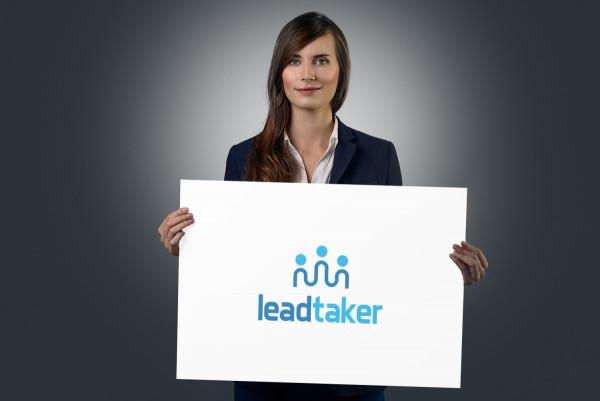 Sample branding #1 for Leadtaker
