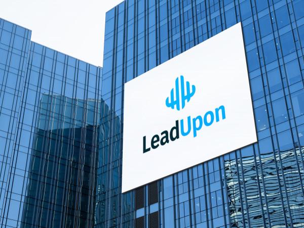 Sample branding #3 for Leadupon