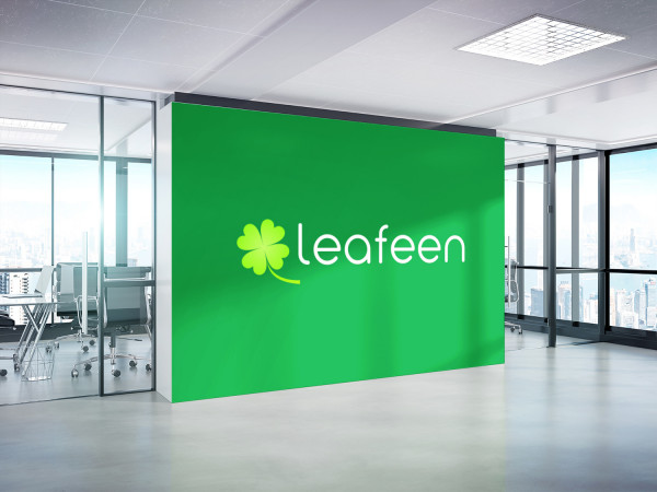 Sample branding #1 for Leafeen