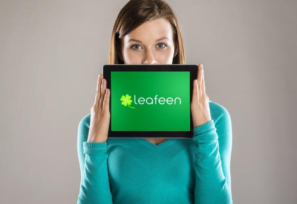 Sample branding #2 for Leafeen