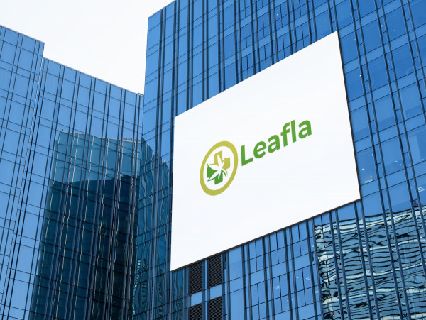 Sample branding #1 for Leafla