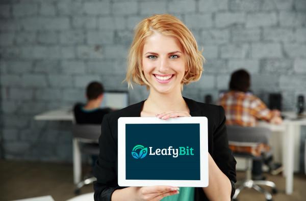 Sample branding #1 for Leafybit