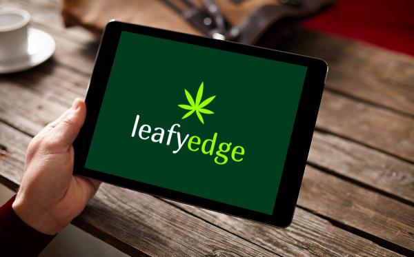 Sample branding #3 for Leafyedge