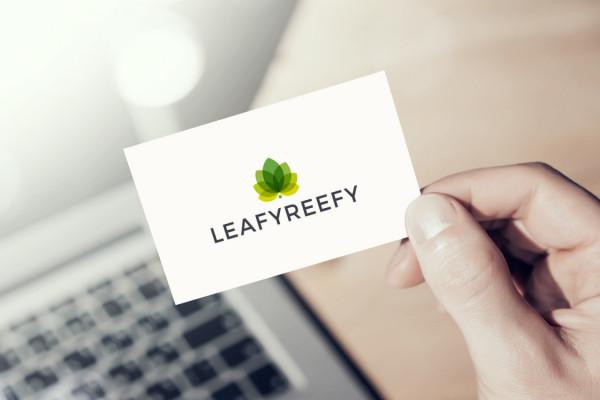 Sample branding #2 for Leafyreefy