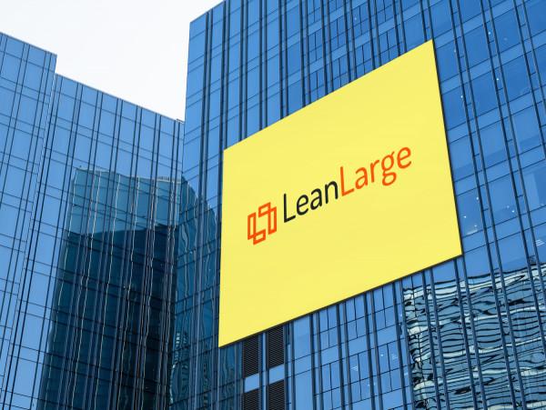Sample branding #3 for Leanlarge
