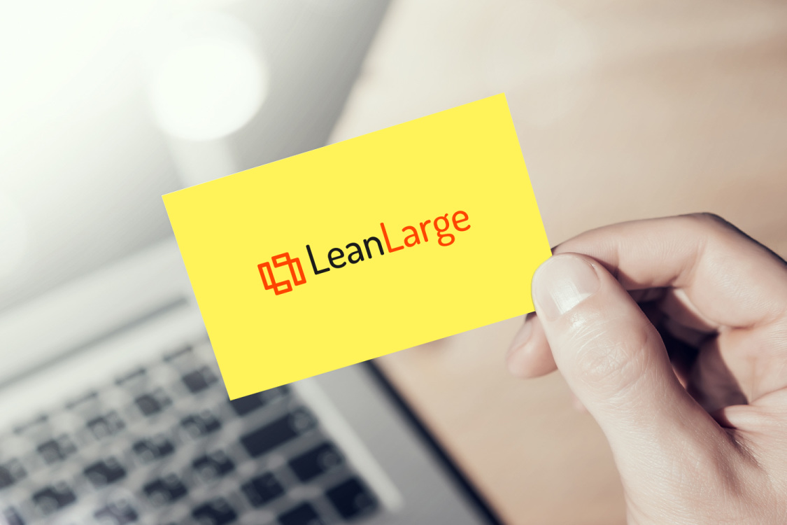 Sample branding #1 for Leanlarge