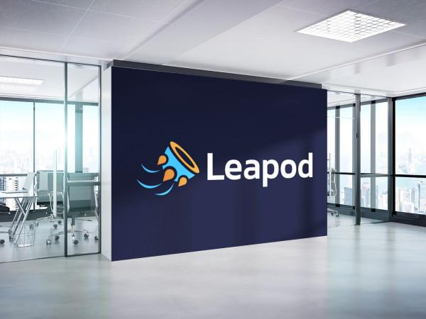Sample branding #3 for Leapod
