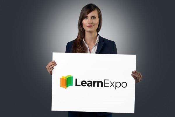 Sample branding #2 for Learnexpo