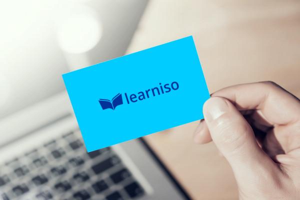 Sample branding #2 for Learniso
