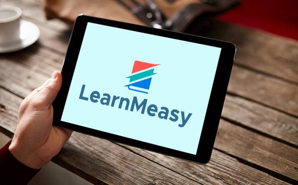 Sample branding #1 for Learnmeasy