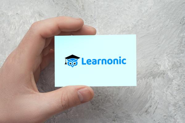 Sample branding #1 for Learnonic