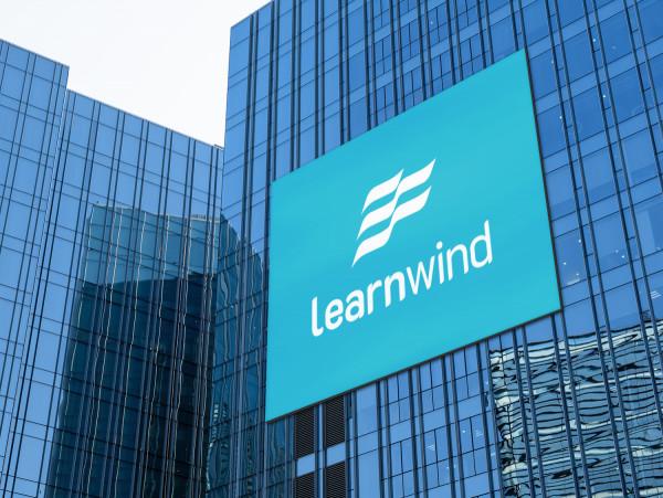 Sample branding #2 for Learnwind