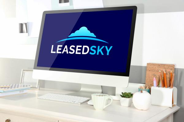 Sample branding #3 for Leasedsky