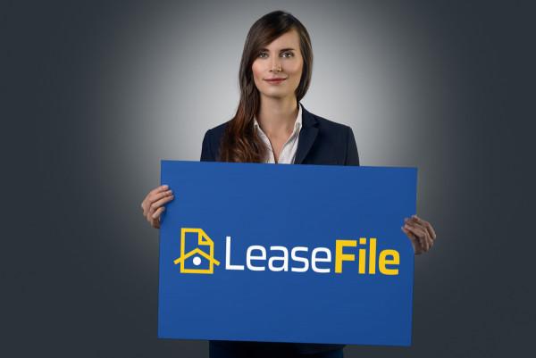 Sample branding #2 for Leasefile