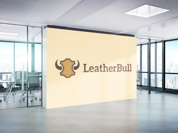 Sample branding #2 for Leatherbull