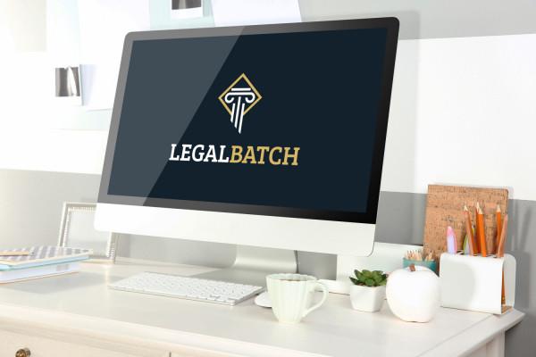 Sample branding #2 for Legalbatch