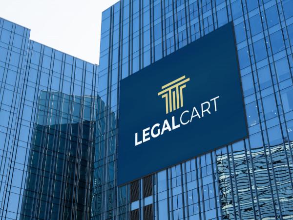 Sample branding #2 for Legalcart