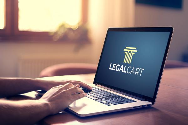 Sample branding #3 for Legalcart