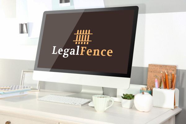 Sample branding #1 for Legalfence