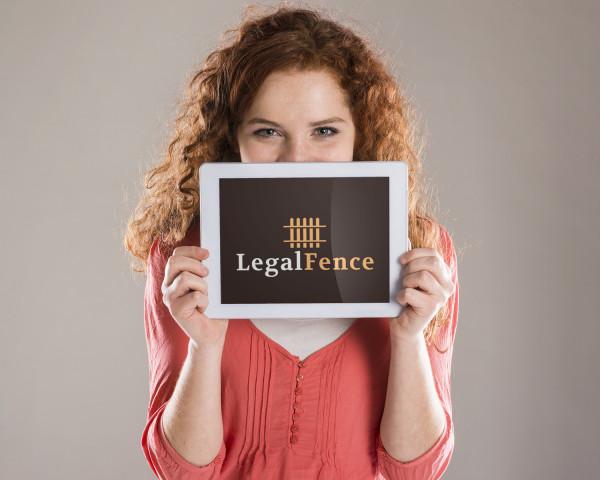 Sample branding #2 for Legalfence