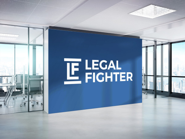 Sample branding #1 for Legalfighter