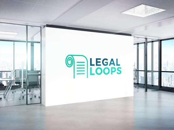 Sample branding #1 for Legalloops