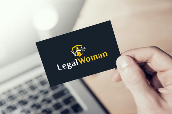 Sample branding #3 for Legalwoman