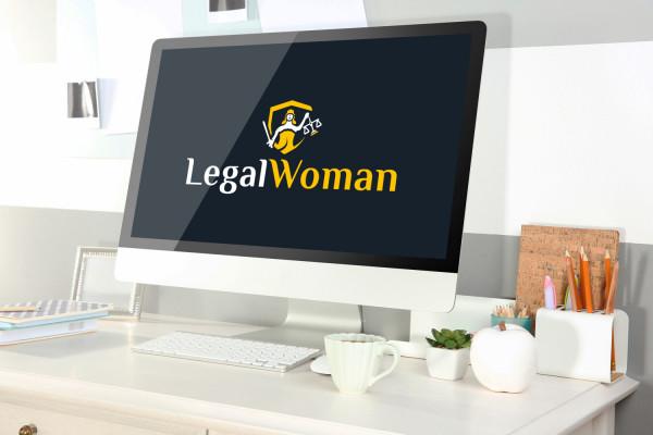 Sample branding #2 for Legalwoman