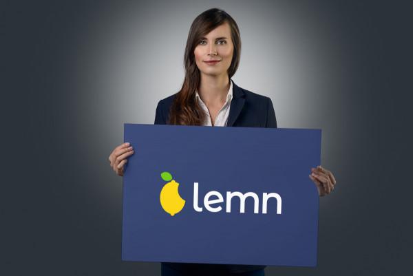 Sample branding #2 for Lemn