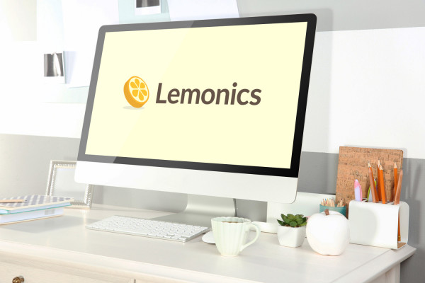 Sample branding #3 for Lemonics