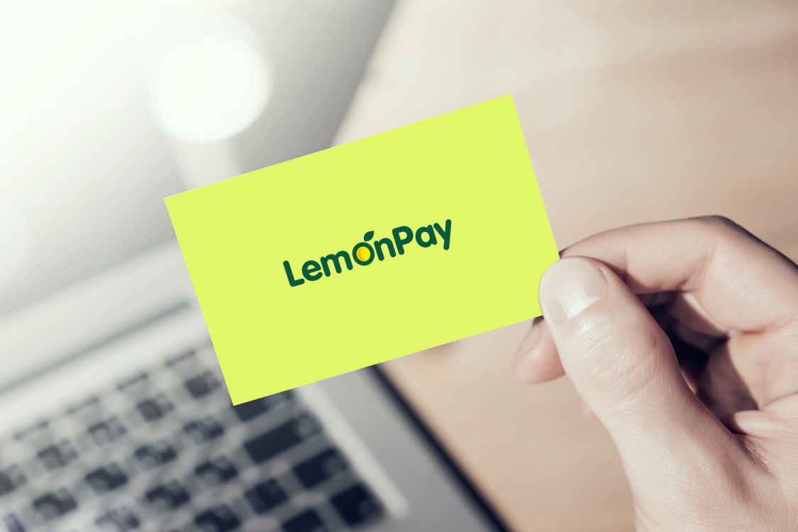 Sample branding #1 for Lemonpay