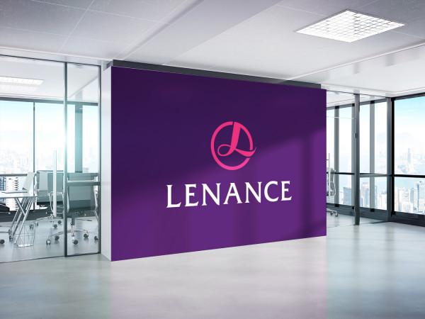 Sample branding #2 for Lenance
