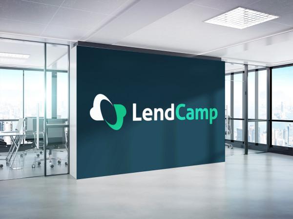Sample branding #2 for Lendcamp